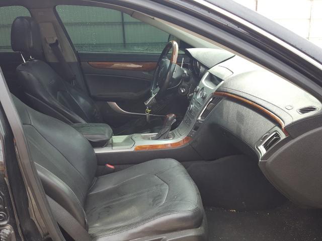пригнать из сша 2010 Cadillac Cts Premiu 3.6L 1G6DP5EV3A0116196