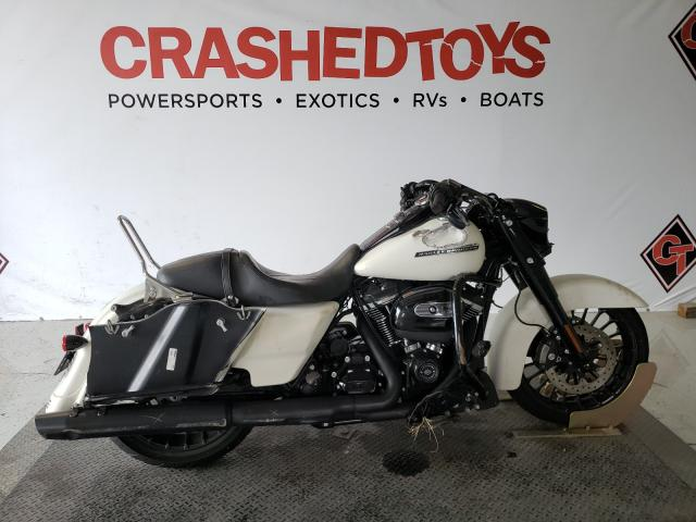 Salvage cars for sale from Copart Orlando, FL: 2019 Harley-Davidson Flhrxs