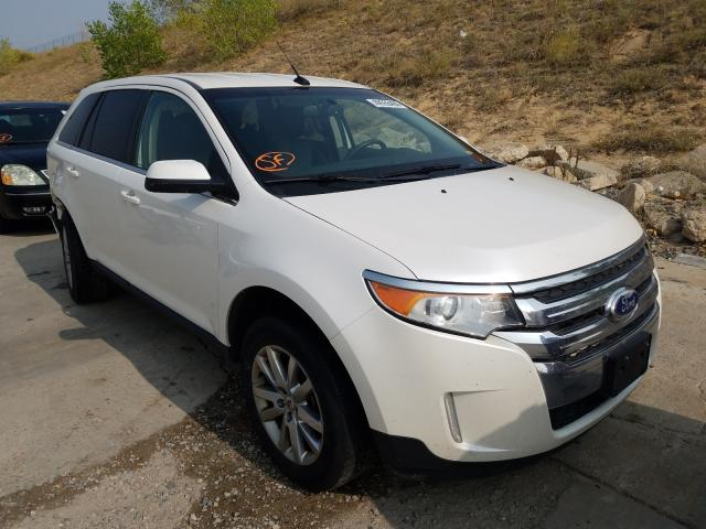 Ford Edge Limited salvage cars for sale: 2013 Ford Edge Limited
