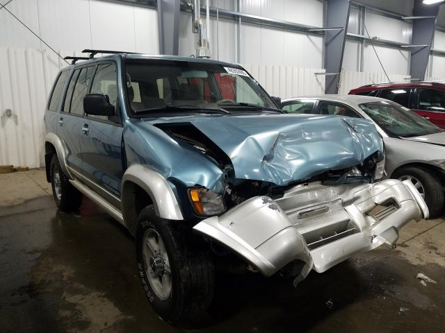 2002 Isuzu Trooper S for sale in Ham Lake, MN