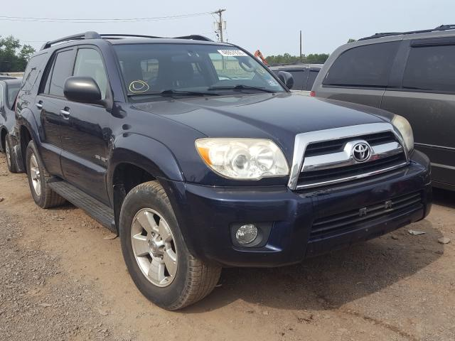 Toyota 4runner salvage cars for sale: 2008 Toyota 4runner