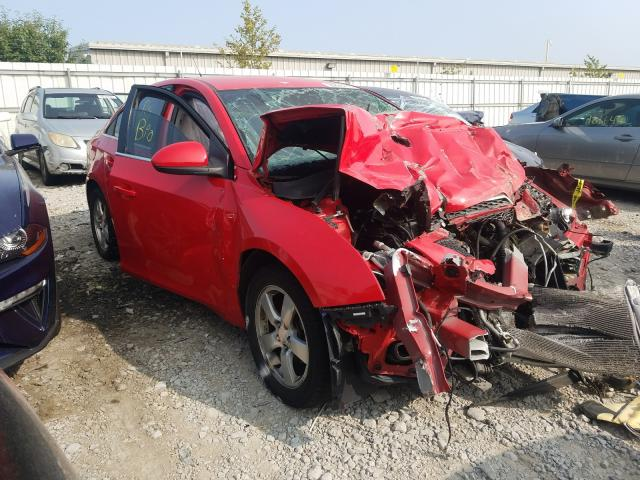 Salvage 2014 CHEVROLET CRUZE - Small image. Lot 29329760