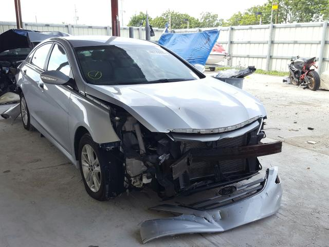 Salvage cars for sale from Copart Homestead, FL: 2014 Hyundai Sonata GLS