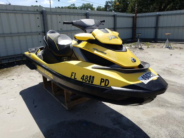 Salvage cars for sale from Copart Punta Gorda, FL: 2011 Seadoo RXT-260