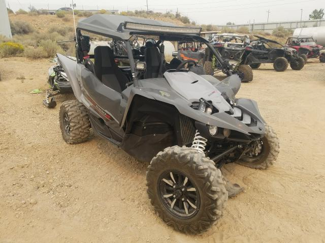 Salvage cars for sale from Copart Reno, NV: 2018 Yamaha YXZ1000