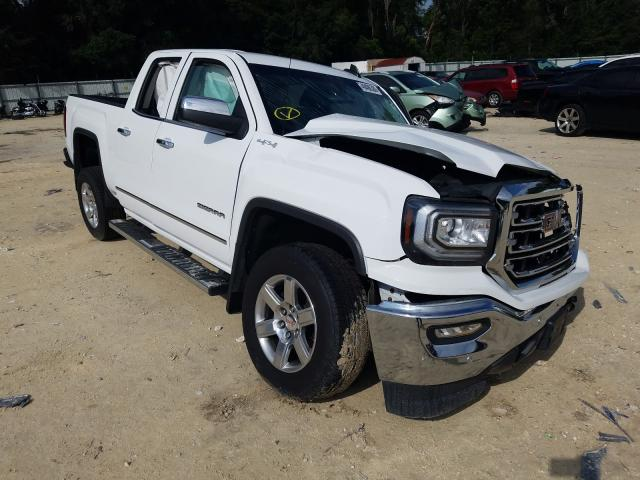 Salvage cars for sale from Copart Ocala, FL: 2016 GMC Sierra K15