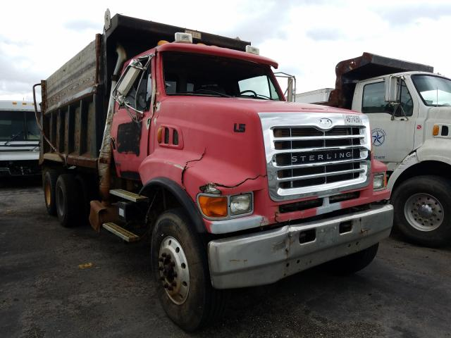 Sterling salvage cars for sale: 2003 Sterling LT 9500