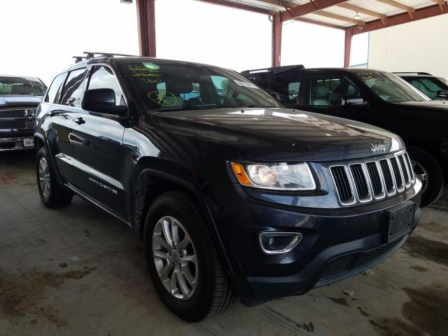 Salvage cars for sale from Copart Wilmer, TX: 2016 Jeep Grand Cherokee