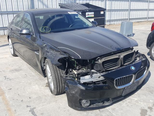 BMW Vehiculos salvage en venta: 2015 BMW 535 D