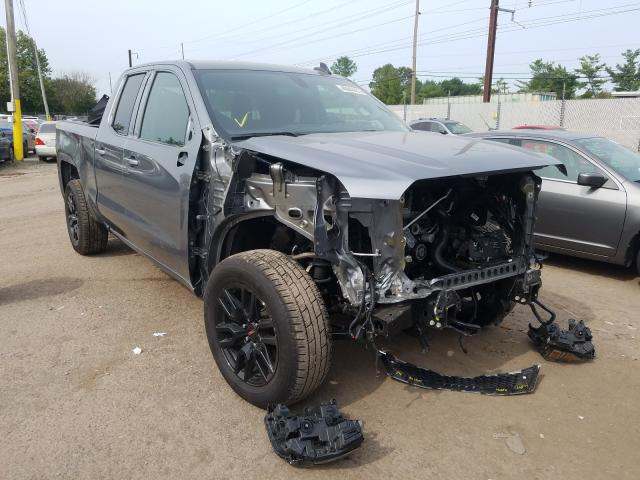 Salvage cars for sale from Copart Chalfont, PA: 2020 GMC Sierra K15