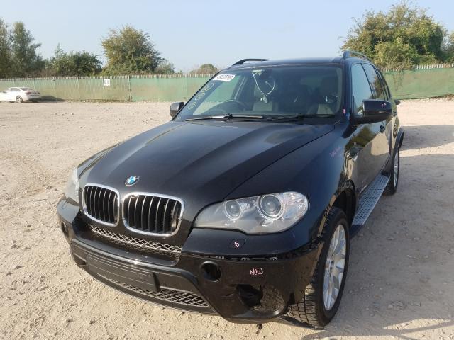 BMW X5 XDRIVE3 - 2011 rok