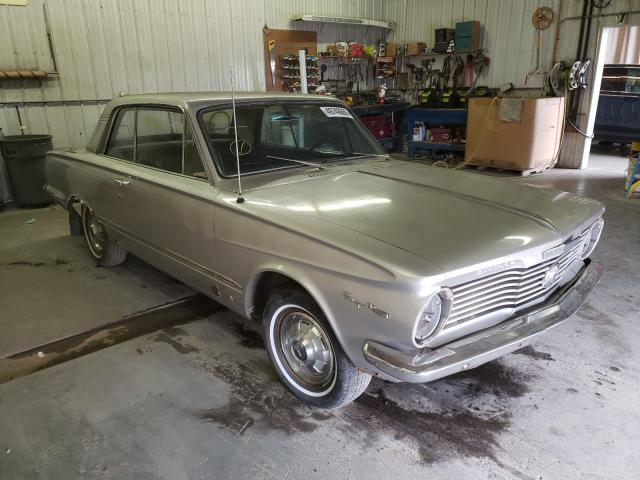 Plymouth salvage cars for sale: 1964 Plymouth Valiant