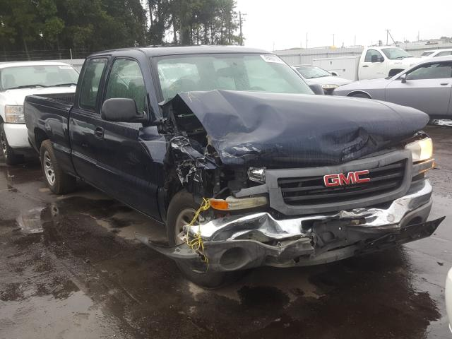 GMC Vehiculos salvage en venta: 2006 GMC New Sierra