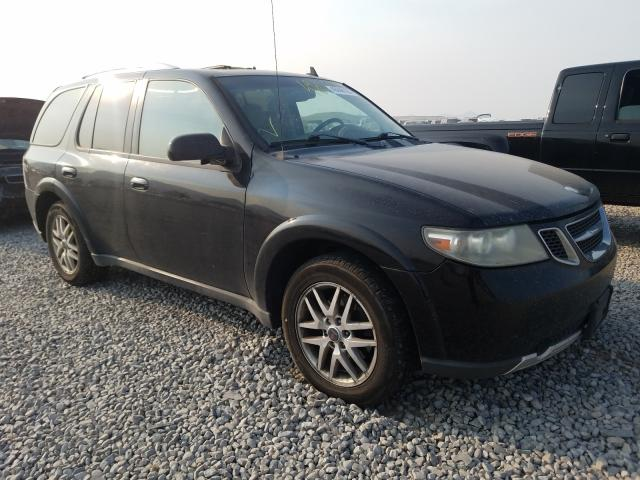 Saab salvage cars for sale: 2006 Saab 9-7X Linea