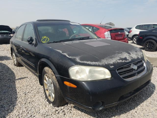 Nissan Maxima salvage cars for sale: 2001 Nissan Maxima