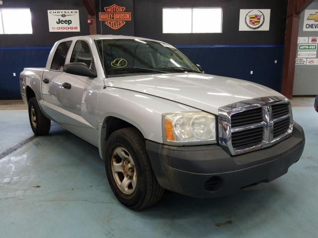 Dodge Dakota salvage cars for sale: 2005 Dodge Dakota