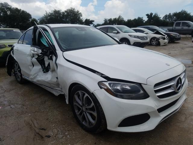 2016 Mercedes-Benz C300 for sale in Riverview, FL