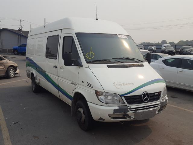 Sprinter 3500 Sprin salvage cars for sale: 2003 Sprinter 3500 Sprin