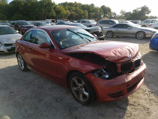 BMW 128 I Vehiculos salvage en venta: 2008 BMW 128 I