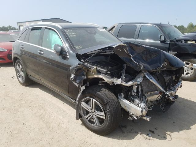 Salvage cars for sale from Copart Louisville, KY: 2020 Mercedes-Benz GLC 300 4M