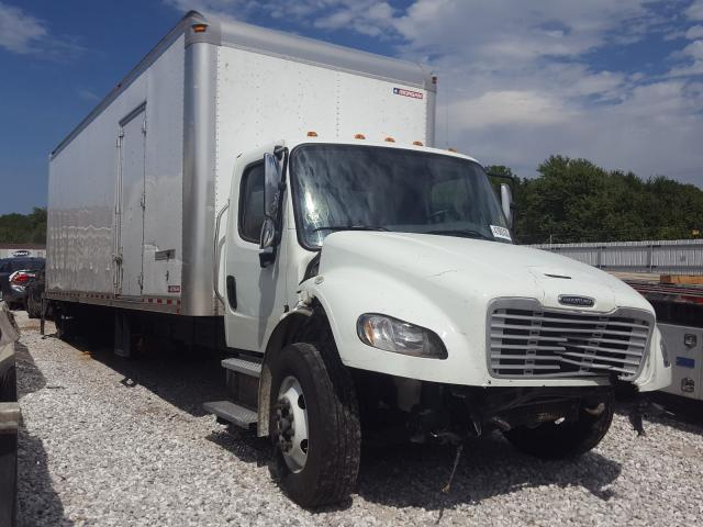 Salvage cars for sale from Copart Rogersville, MO: 2019 Freightliner M2 106 MED