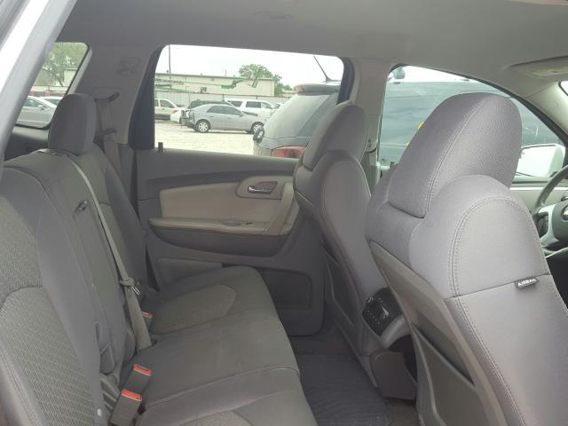 1GNLRGED2AS101545 2010 Chevrolet Traverse L 3.6L