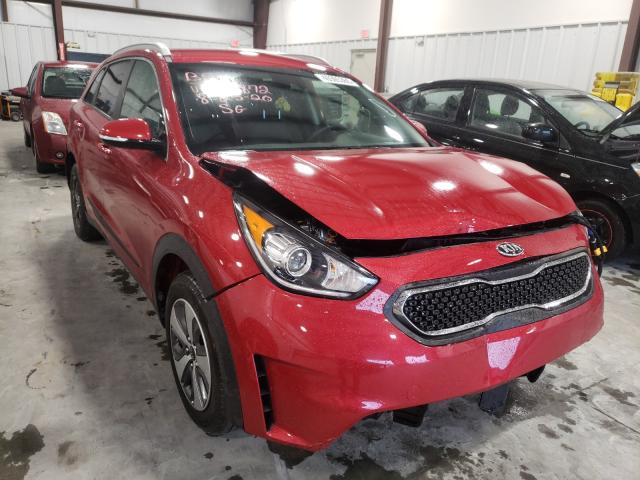 Salvage cars for sale from Copart Byron, GA: 2019 KIA Niro EX