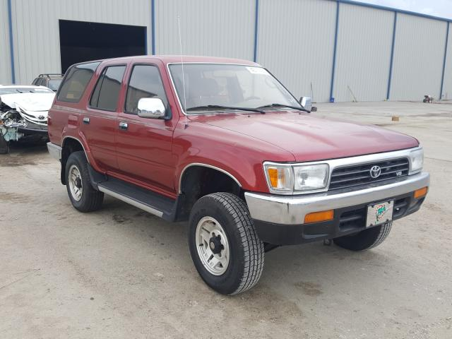 Toyota 4runner VN salvage cars for sale: 1995 Toyota 4runner VN