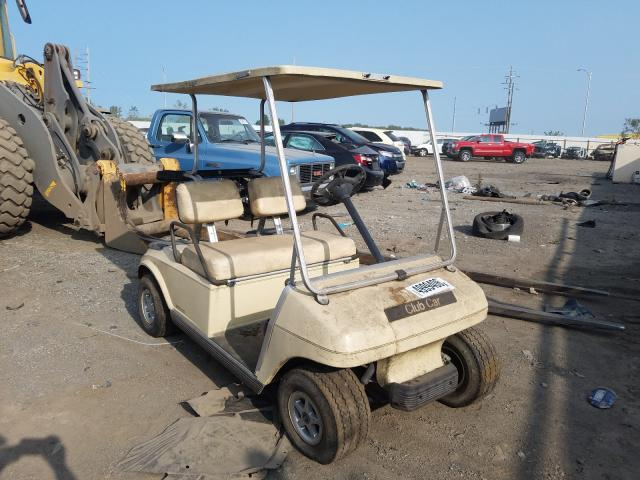 Golf Club Car salvage cars for sale: 2001 Golf Club Car