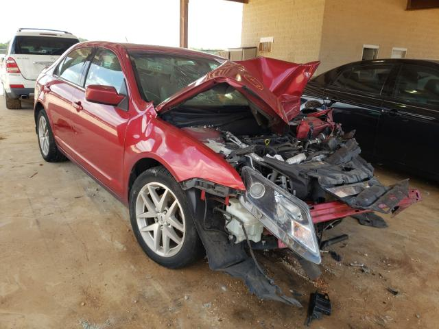 Salvage cars for sale from Copart Tanner, AL: 2011 Ford Fusion SEL