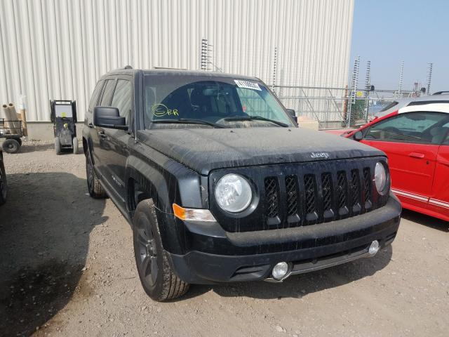 Jeep Patriot salvage cars for sale: 2012 Jeep Patriot