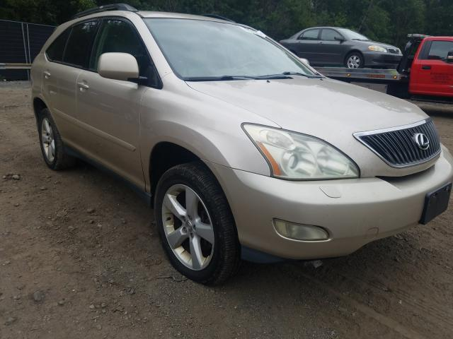 Lexus salvage cars for sale: 2004 Lexus RX 330