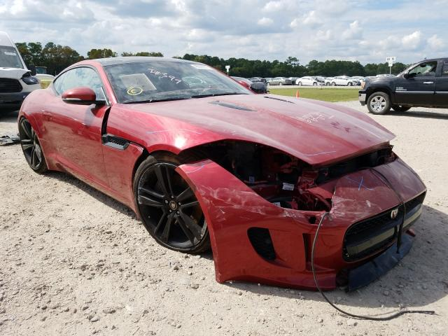Jaguar F-Type salvage cars for sale: 2016 Jaguar F-Type
