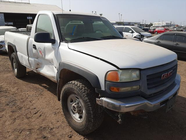 GMC Sierra K25 salvage cars for sale: 2004 GMC Sierra K25