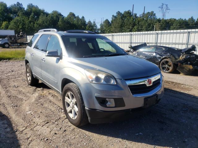 Vehiculos salvage en venta de Copart Charles City, VA: 2007 Saturn Outlook XR