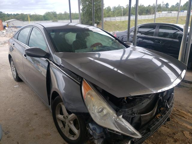 Salvage cars for sale from Copart Gaston, SC: 2013 Hyundai Sonata GLS