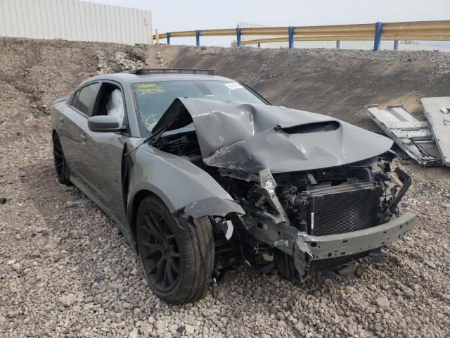 Dodge salvage cars for sale: 2018 Dodge Charger R