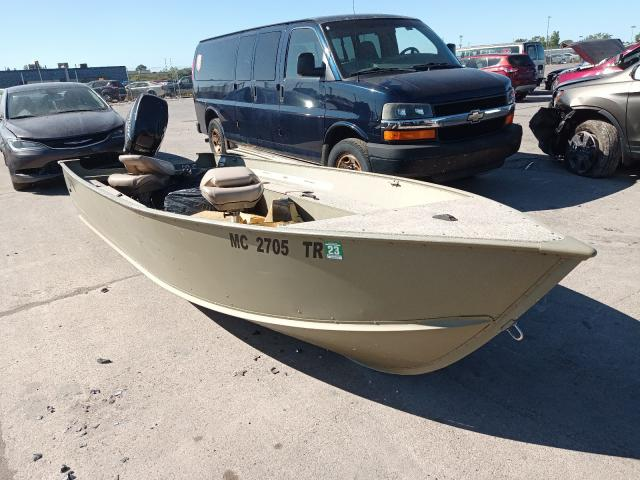 Lund salvage cars for sale: 2014 Lund Boat