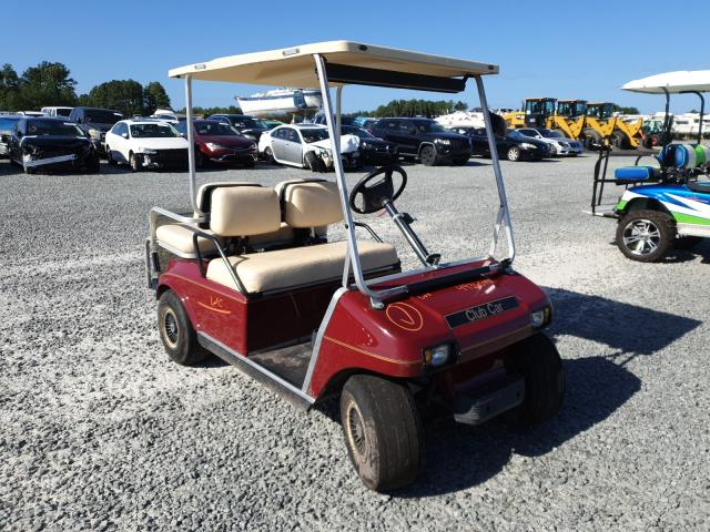 Clubcar Golf Cart salvage cars for sale: 1996 Clubcar Golf Cart