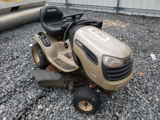 Craftsman salvage cars for sale: 2008 Craftsman Ride Mower