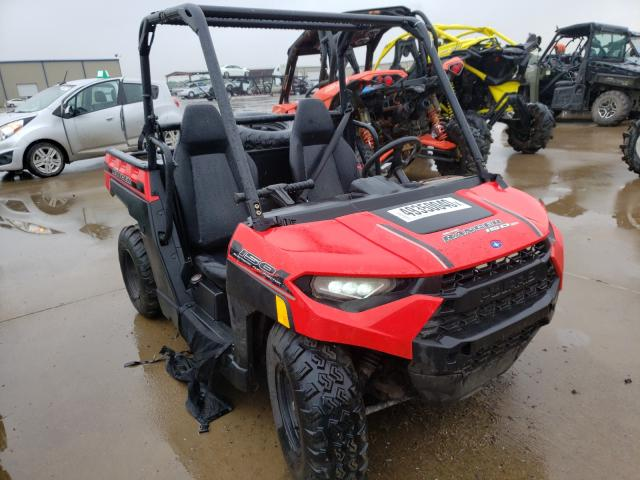 Salvage cars for sale from Copart Wilmer, TX: 2019 Polaris Ranger 150