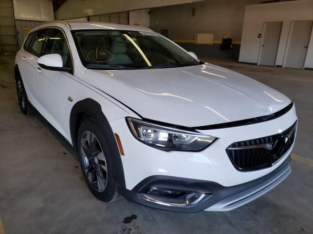 Salvage 2019 Buick REGAL TOURING for sale