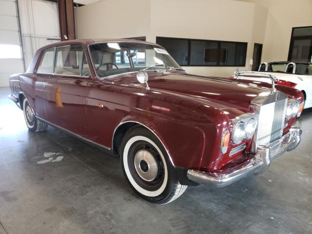 Salvage cars for sale from Copart Wilmer, TX: 1967 Rolls-Royce Silver Shadow