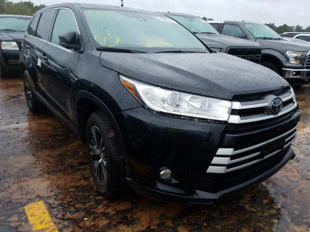 Salvage cars for sale from Copart Eight Mile, AL: 2019 Toyota Highlander