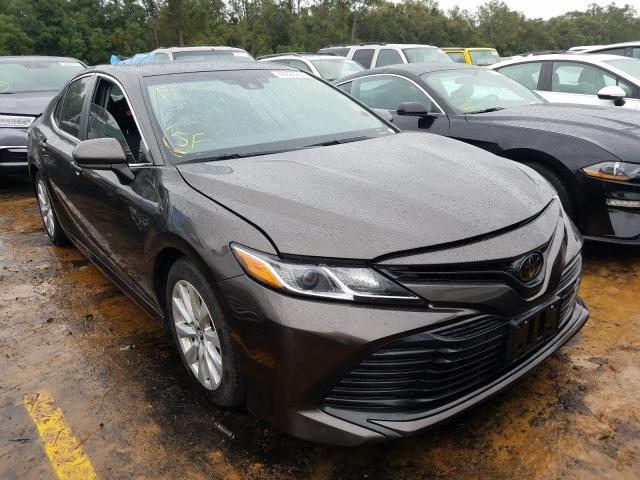 Salvage cars for sale from Copart Eight Mile, AL: 2018 Toyota Camry L