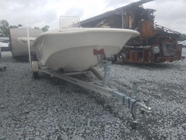 Carolina salvage cars for sale: 2017 Carolina Skiff