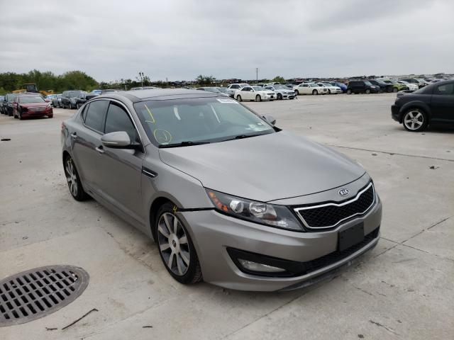 KIA Optima salvage cars for sale: 2012 KIA Optima