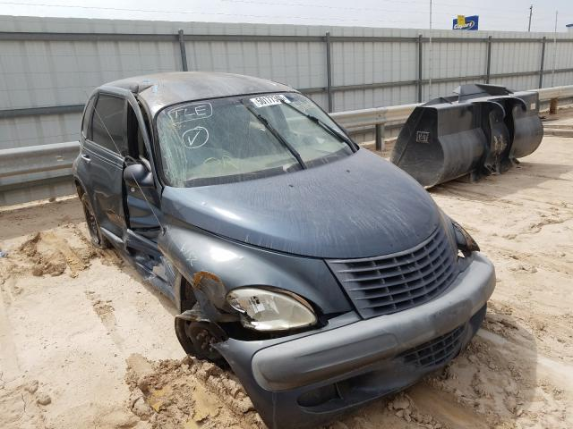 Salvage cars for sale from Copart Abilene, TX: 2003 Chrysler PT Cruiser