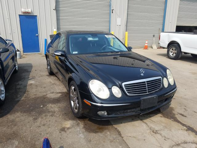 Salvage cars for sale from Copart Memphis, TN: 2005 Mercedes-Benz E 500