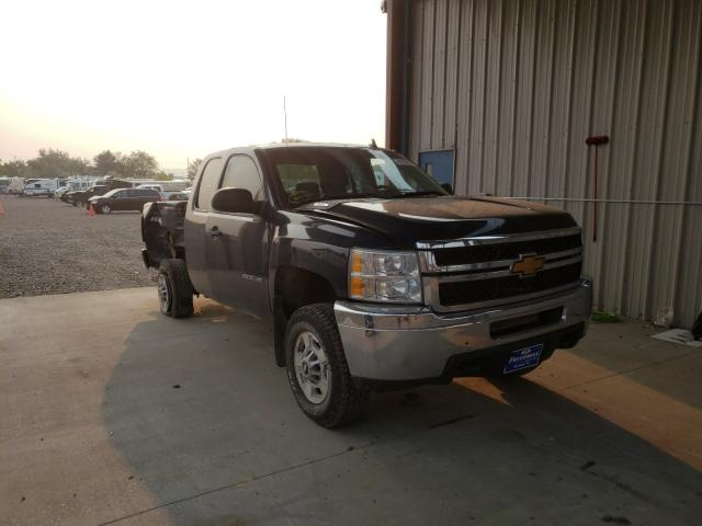 Salvage cars for sale from Copart Billings, MT: 2012 Chevrolet Silverado